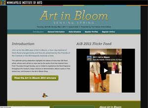 Art in Bloom 2011