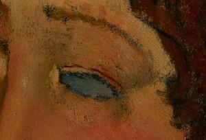 Servant Girl eye