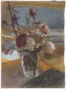 Édouard Vuillard's portrait of a humble bouquet set amid luxury.