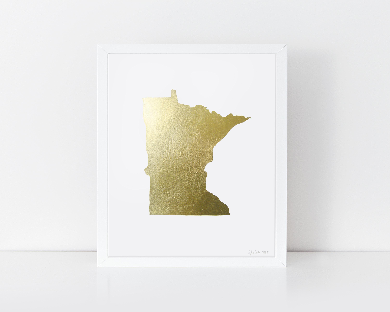 StateMN-gilded-hi-res-framed