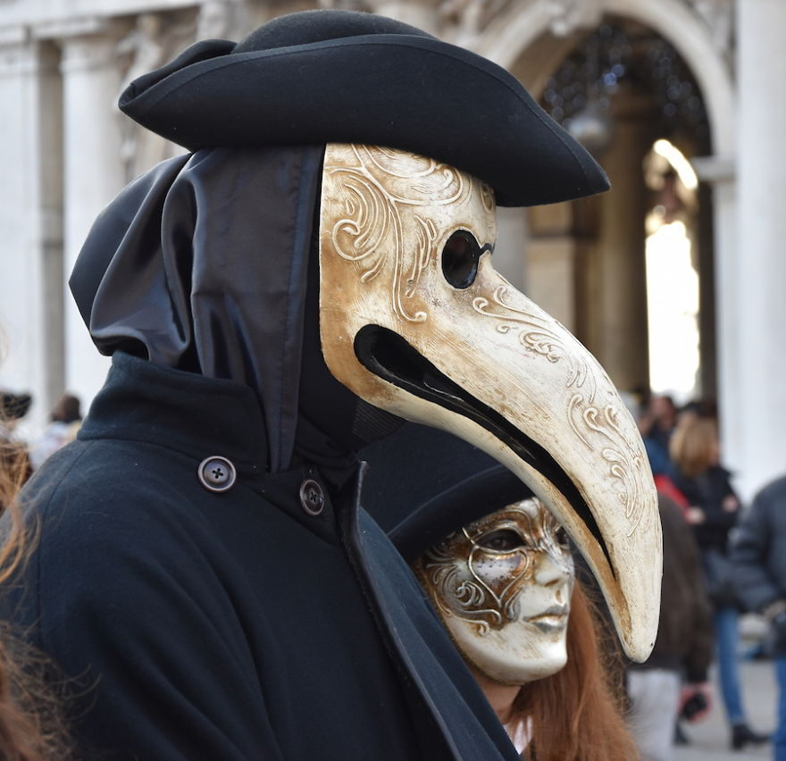 Image result for venice plague mask