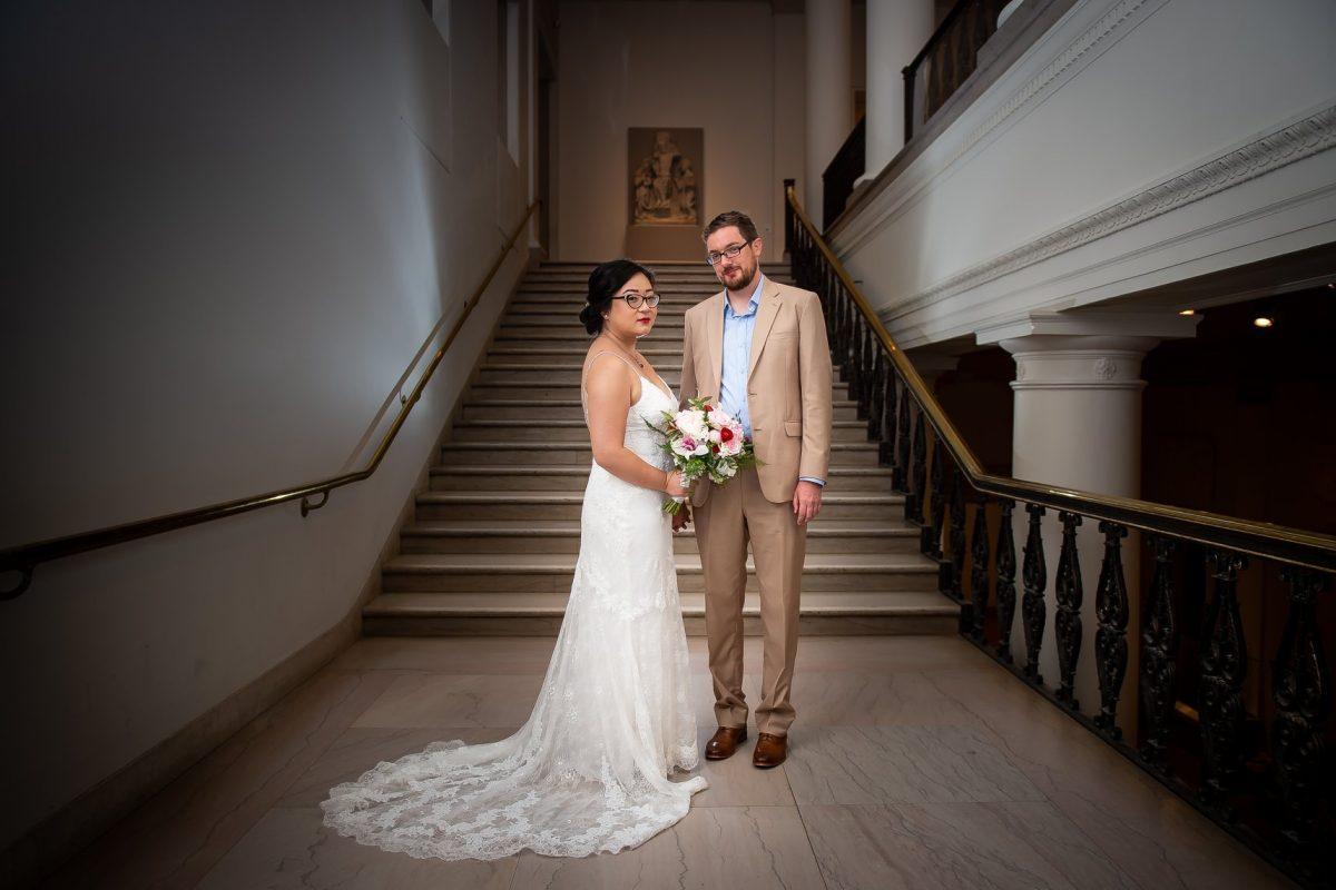 Wedding at Minneapolis Institute of Art