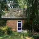 Cottage where Holzschuh print was found