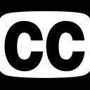 closed-captioning symbol