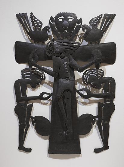 Image of Serge Jolimeau Work Haiti