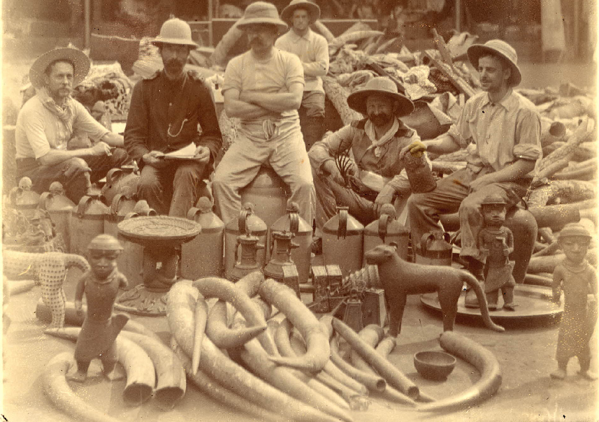 Benin Punitive Expedition of 1897
