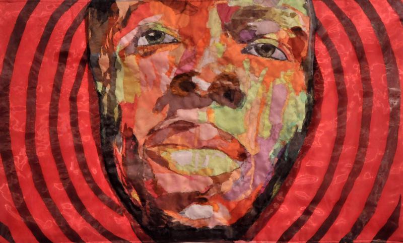 Quilt by L'Merchie Frazier at Mia